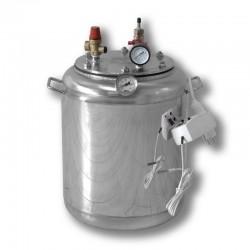 """Автоклав """"А16 electro"""" (Универсальный) - бытовой электрический из нержавеющей стали ТМ Укрпромтех"""